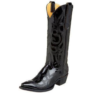 com Old Gringo Womens L113 127 Diego Cowboy Boot,Black,7 M US Shoes