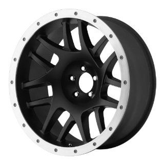 KMC XD123 Bully Series Satin Black Wheel (20x10/5x150mm) :