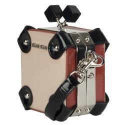 Miu Miu Small Patent Leather Cross body Bag