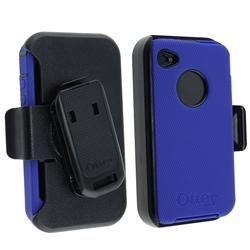 Blue Otterbox Apple iPhone 4G Defender Case