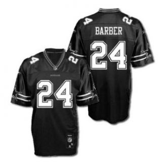 Marion Barber Dallas Cowboys NFL Black Shadow Stitched