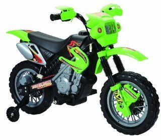 Happy Rider/Fun Wheels 6 volt Battery Operated Dirt Bike