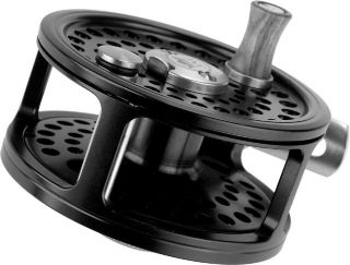 Forbes Black Anodized Fly Reel 3 Wt. 2.5 in.