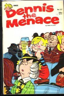 the Menace (Comic Book Issue #127) (July 1973) Hallden Fawcett Books