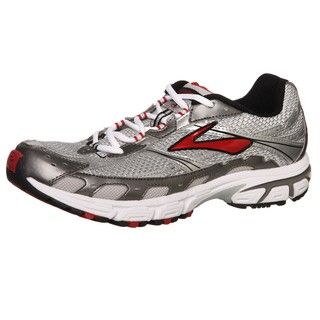 Brooks Mens Switch 4 Tango Red Athletic Shoes FINAL SALE