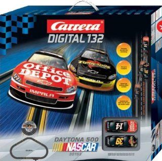 Carrera Digital 132 NASCAR Daytona 500 Slot Car Racing Set