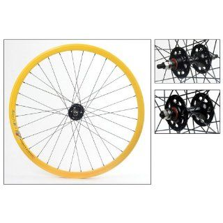 Wheel Master Weinmann DP18 Wheel Set   700c, 32H, Fixie