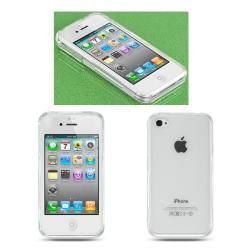 Premium iPhone 4/ 4S Clear Protector Case