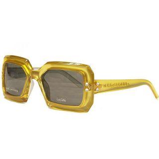 Marc Jacobs MJ147 Gold Fashion Sunglasses
