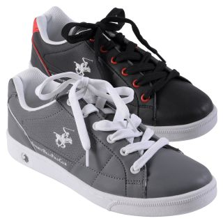 Beverly Hills Polo Mens Lace up Sneakers