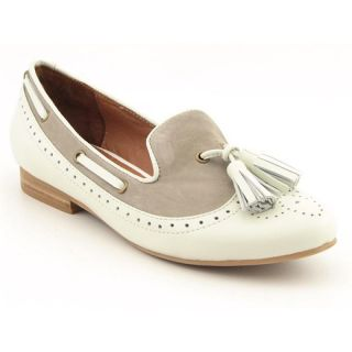 Jeffrey Campbell Womens Sunshine Ivory Flats & Oxfords