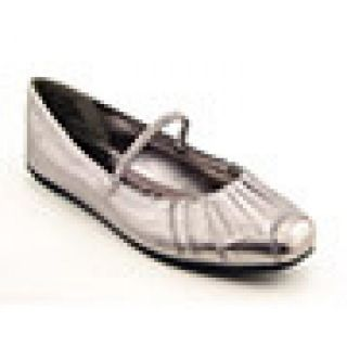 Kenneth Cole Reaction Youth Kids Girlss Point The Bay Metallics Flats