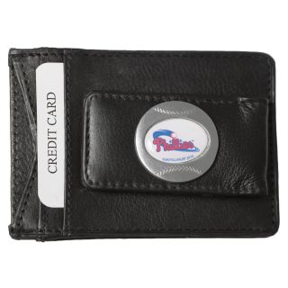 Philadelphia Phillies Mens MLB Logo Money Clip
