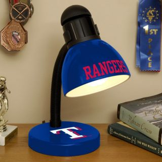 Texas Rangers Desk Lamp