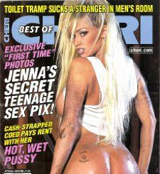 CLUB MAGAZINE BEST OF #135 JENNA JAMESON: CHERI: Books