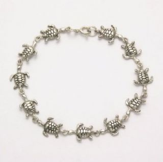 Sea Turtle Link Bracelet Clothing
