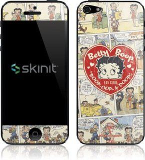 Skinit Betty Boop Comic Strip Vinyl Skin for Apple iPhone