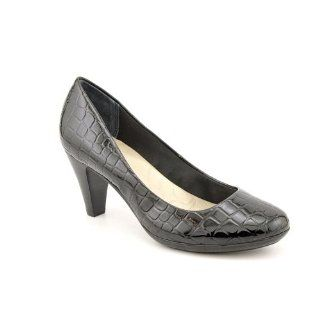 Giani Bernini Sweets Pumps Heels Shoes Black Womens