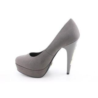 Dereon Womens Savannah Gray Dress Shoes