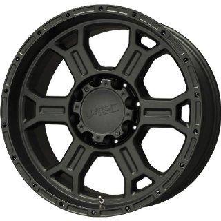 Tec Raptor 372 Matte Black Wheel (18x9.5/5x139.7mm)