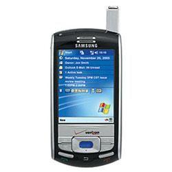 Samsung SPH I730 PDA Cell Phone   Verizon (Refurbished)