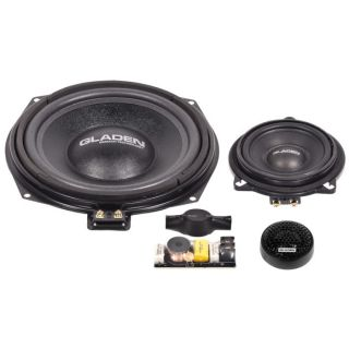 Gladen Audio   ONE 200 BMW Système Hifi complet 3…   Achat / Vente