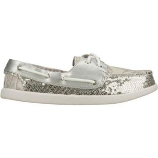 Womens Skechers BOBS World SOS Silver