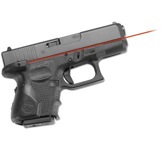 Crimson Trace Lasergrip for Glock Fourth Generation Sub compact
