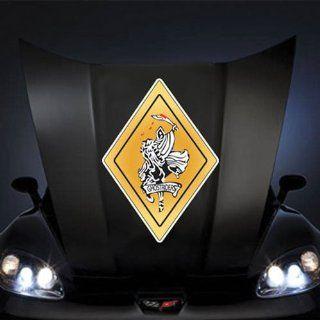 US Navy VF 142 Ghostriders Diamond 1 SSI 20 Huge Decal Sticker