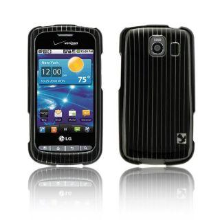 Luxmo LG Vortex Black Line Protector Case