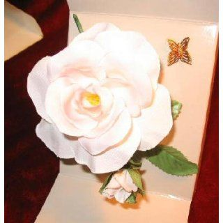 Vintage 1988 Avon Spring Duet Corsage & Butterfly Pin
