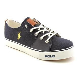 Polo Ralph Lauren Boys Cantor Canvas Casual Shoes