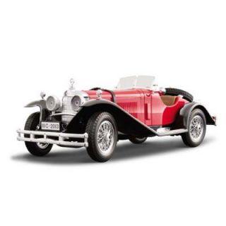 BBURAGO   Modèle réduit   Mercedes Benz SSK (1928)   Echelle 1/18