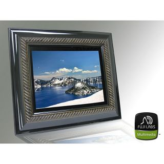 Fuji Labs 12.1 inch Digital Photo/ Movie Frame with 2GB Memory Card