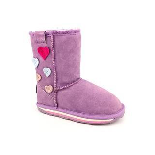 Emu Australia Girls Karama Regular Suede Boots