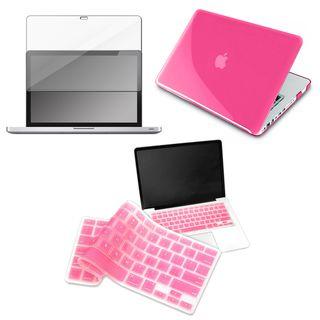 BasAcc Case/ Keyboard Skin/ Protector for Apple MacBook Pro 13 inch