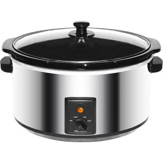 Brentwood SC 170S 8 quart Slow Cooker