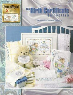 Cross Stitch Pattern (03 142 L): Elizabeth Spurlock: Books