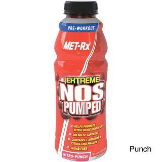 MET Rx Extreme NOS Pumped RTD
