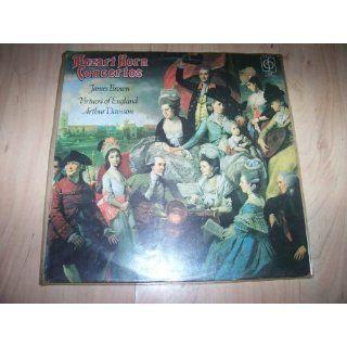 CFP 148 JAMES BROWN Mozart Horn Concertos LP Music