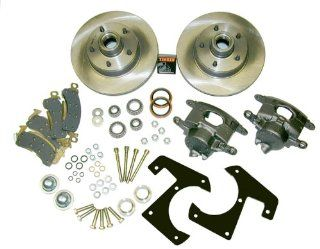 SSBC A148 14 Front Drum to Disc Brake Conversion Kit