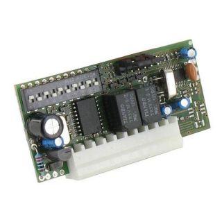 433.92 Mhz 2 canaux   Récept radio NICE FLOXI2 fréquence 433.92