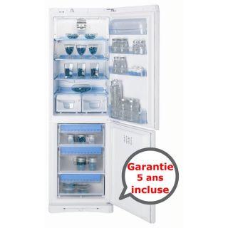 Réfrigérateur combiné   Volume utile 306 L (214+92)   Froid brassé