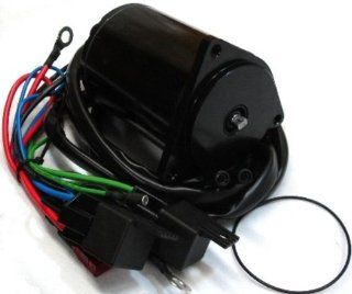 Tilt/Trim Motor for Yamaha 70, 90, 115, 150, 200 HP: Sports & Outdoors