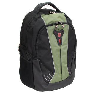 Wenger Swiss Gear The Jupiter Green 16 inch Laptop Computer Backpack