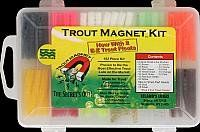 EF 152PC TROUT MAGNET KIT: Sports & Outdoors