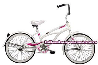 20 Beach Cruiser Bicycle Micargi Jetta Girls Kids
