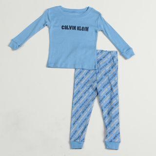 Calvin Klein Toddler Boys Shirt Pants Sleep Set