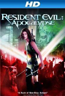 Resident Evil Apocalypse [HD] Milla Jovovich, Sienna