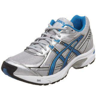 Mens GEL 150 TR Cross Training Shoe,Silver/Blue/Black,9.5 D US Shoes